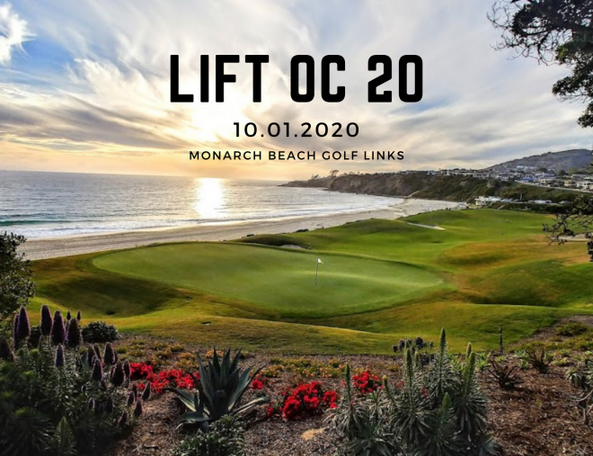 Save the Date - LIFT OC 20-6