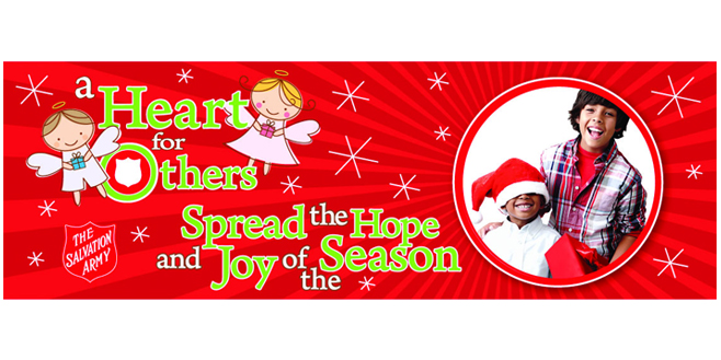 The Salvation Army Adopt-A-Family Christmas Program