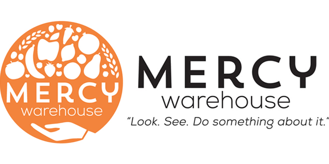 Mercy Warehouse $1 Million Dollar Food Drive