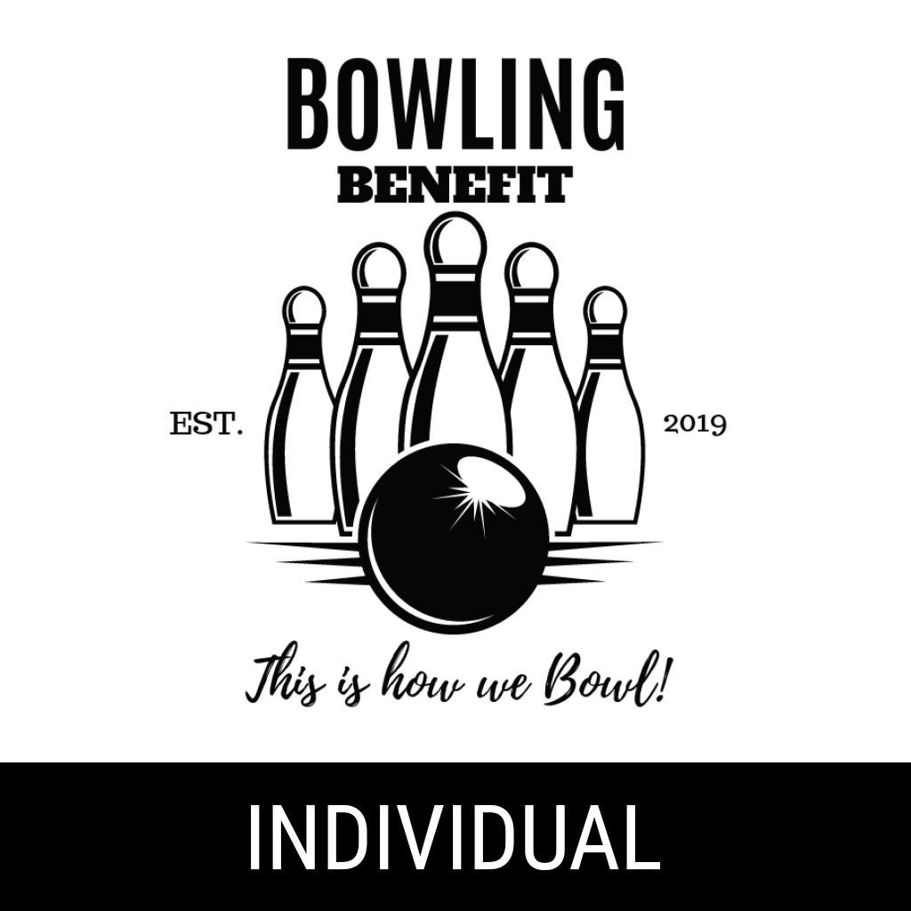 Individual – Inaugural Summer Classic Bowling Benefit